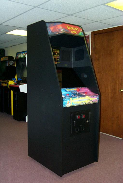 New Arcade Cabinets